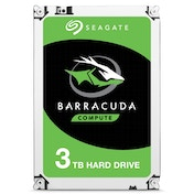 Seagate 3TB BarraCuda 5400RPM 256MB Cache Internal Hard Drive (ST3000DM007)