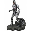 """Cyborg (Justice League) DC Gallery 9"""" Statue"""