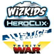 DC Heroclix Justice League Trinity Gravity Feed 24 Packs