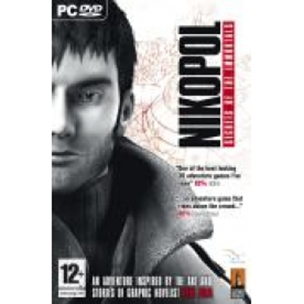 Nikopol Secrets Of The Immortals Game PC
