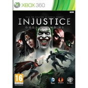 Injustice Gods Among Us Game Xbox 360