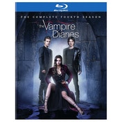 The Vampire Diaries Season 4 Blu-Ray