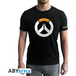 Overwatch - Logo Men's Large T-Shirt - Black - Image 2