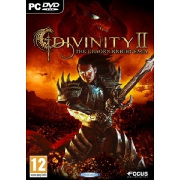 Divinity II 2 The Dragon Knight Saga Game PC