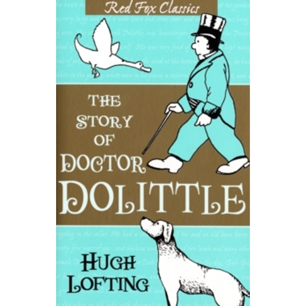 The Story Of Doctor Dolittle by Hugh Lofting (Paperback, 2001)