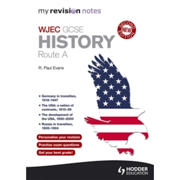 My Revision Notes: WJEC History Route by R. Paul Evans (Paperback, 2014)