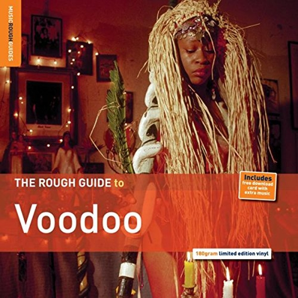 Various Artists - The Rough Guide to Voodoo Vinyl