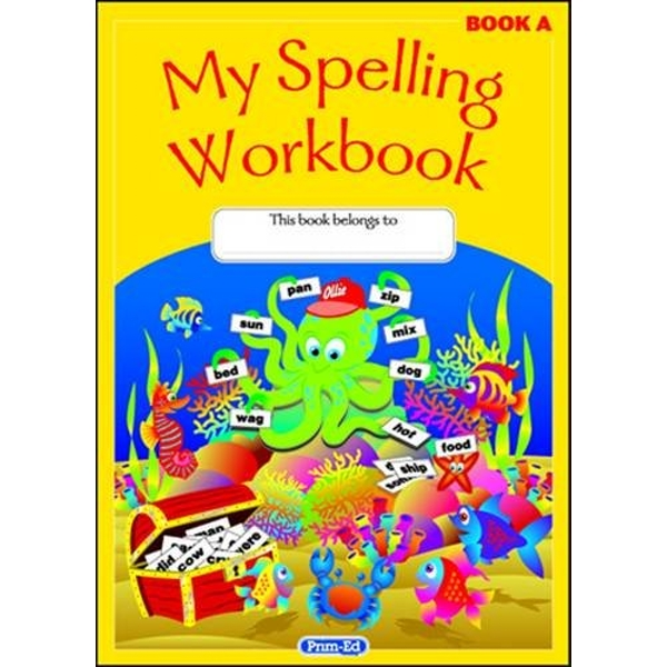 My Spelling Workbook: The Original: Book A by RIC Publications (Paperback, 2015)