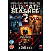 Ultimate Slasher Box Set II DVD