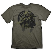 Call Of Duty: Modern Warfare Soldier In Focus Men's Medium T-Shirt - Green