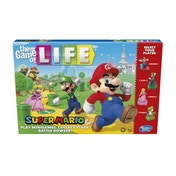 The Game Of Life Super Mario Board Game