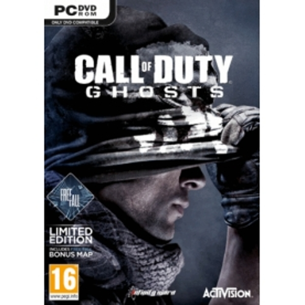 Call Of Duty Ghosts Game With Free Fall DLC PC
