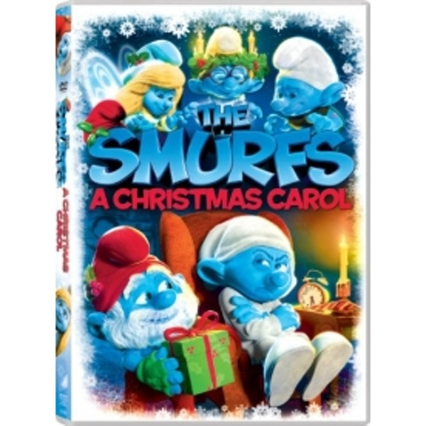 The Smurf's Christmas Carol DVD