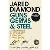 Guns, Germs And Steel by Jared M. Diamond (Paperback, 1998)