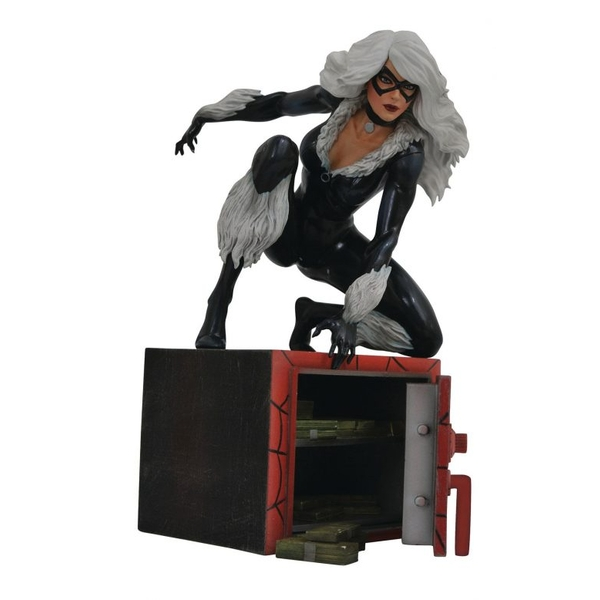 Black Cat (Marvel Comic Gallery) PVC Statue