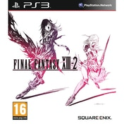 Final Fantasy XIII-2 13-2 Game PS3