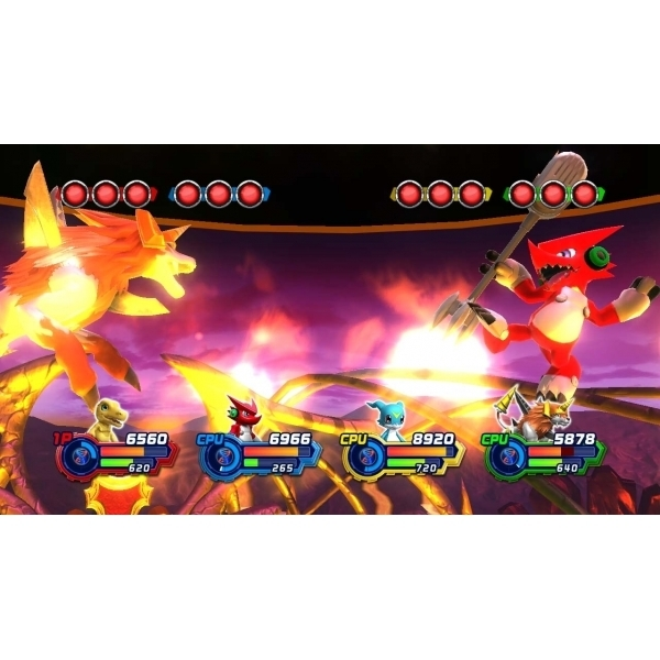 Digimon All Star Rumble Xbox 360 Game - Image 5