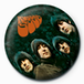 The Beatles - Rubber Soul Badge - Image 2