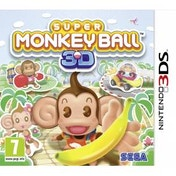 Super Monkey Ball Game 3DS