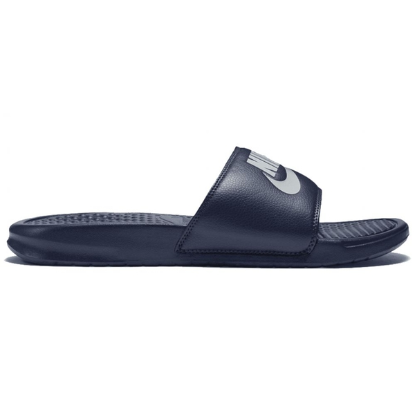 Nike Benassi Just Do It Sliders Navy UK Size 7