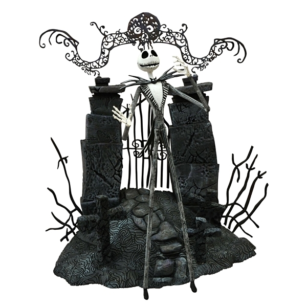Nightmare Before Christmas Gifts Uk: Jack Skellington (Nightmare Before Christmas) Diamond