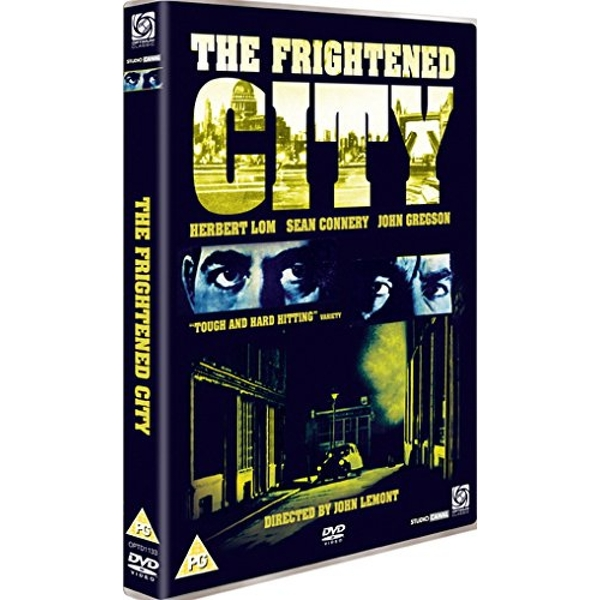 The Frightened City DVD