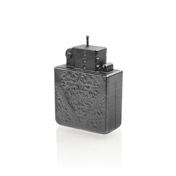 Steel Lighter Candle