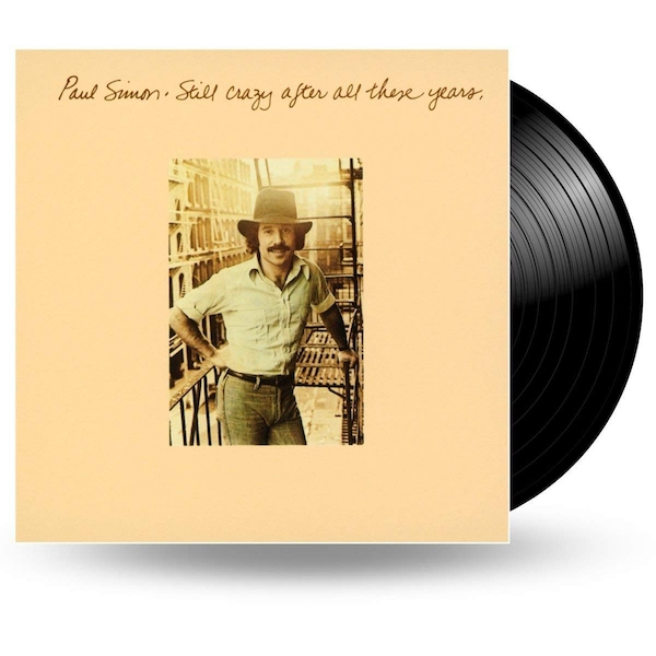 Paul Simon - Still Crazy After All These Years Vinyl
