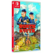 The Bluecoats North vs South Nintendo Switch Game