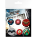Justice League Mix Badge Pack - Image 2