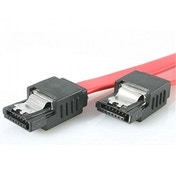 12in Latching SATA Cable
