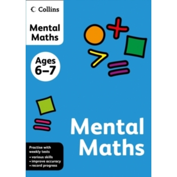 Collins Mental Maths (Collins Practice): Ages 6-7 (Collins Practice) Paperback