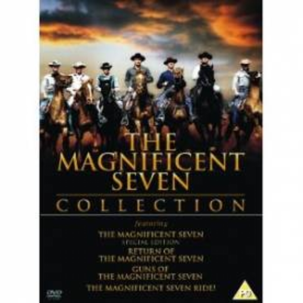 The Magnificent Seven Collection DVD