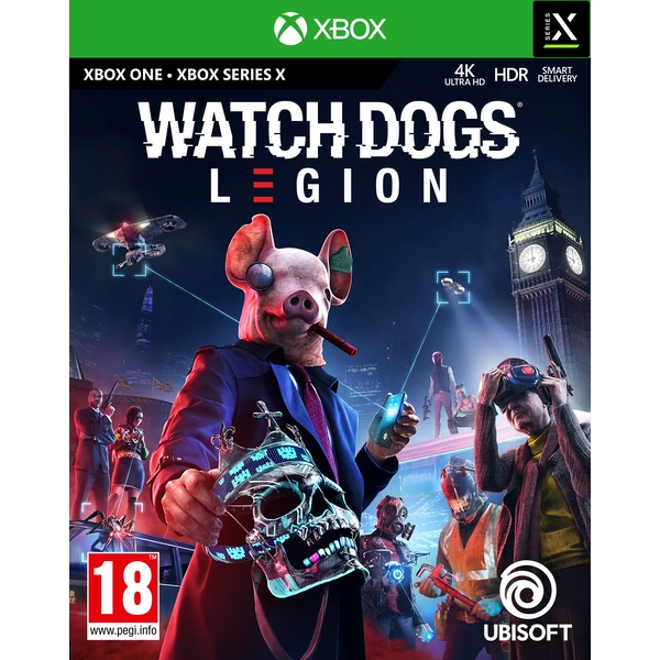 Watch Dogs Legion Xbox One | Series X Game [Used - Like New]