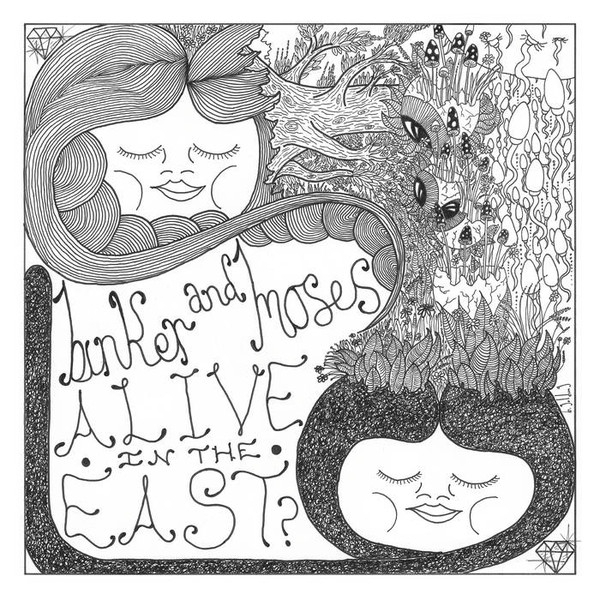 Binker And Moses - Alive In The East? Vnyl