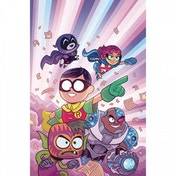 Teen Titans Go!  Volume 3: Mumbo Jumble