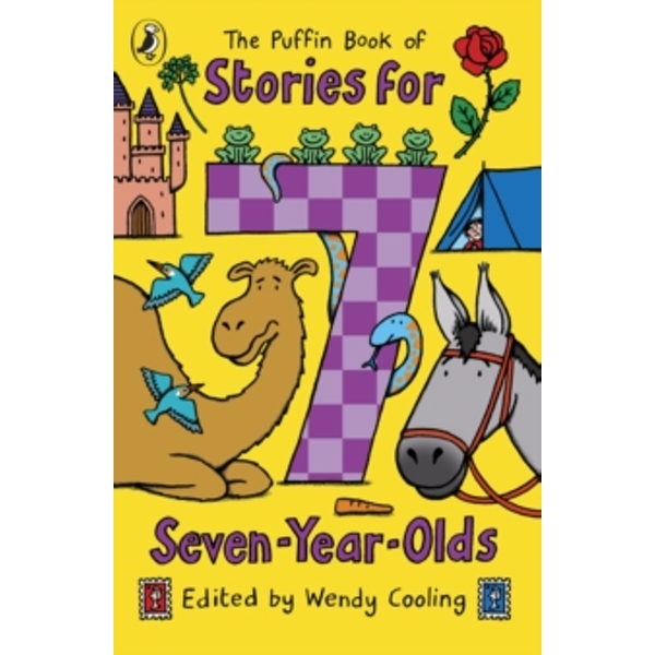 The Puffin Book of Stories for Seven-year-olds by Wendy Cooling (Paperback, 1996)