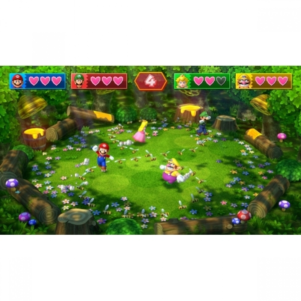 Mario Party 10 Wii U Game (Selects) - Image 4