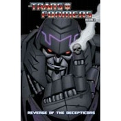Transformers Vol. 3: Revenge of the Decepticons