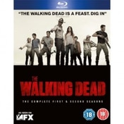 The Walking Dead Season 1-2 Blu-Ray