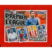 Premier League 2014 Sticker Collection Case of 50