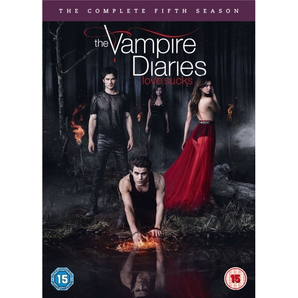 The Vampire Diaries Season 5 DVD
