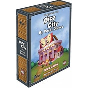 Dice City By Royal Decree Expansion