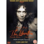 The Libertine DVD