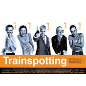Trainspotting Film Score Maxi Poster