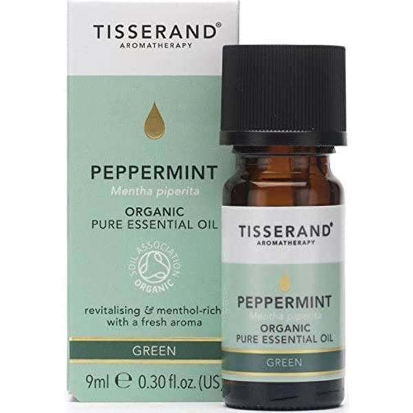 Tisserand Aromatherapy Peppermint Organic Essential Oil 9ml