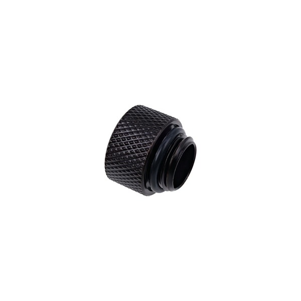Alphacool Eiszapfen Extension G1/4 AG on G1/4 IG - Deep Black
