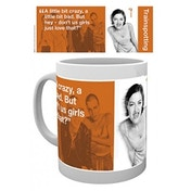 Trainspotting Diane Mug