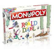 Ex-Display Roald Dahl Monopoly Used - Like New