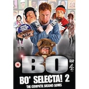Bo Selecta Complete Series 2 DVD